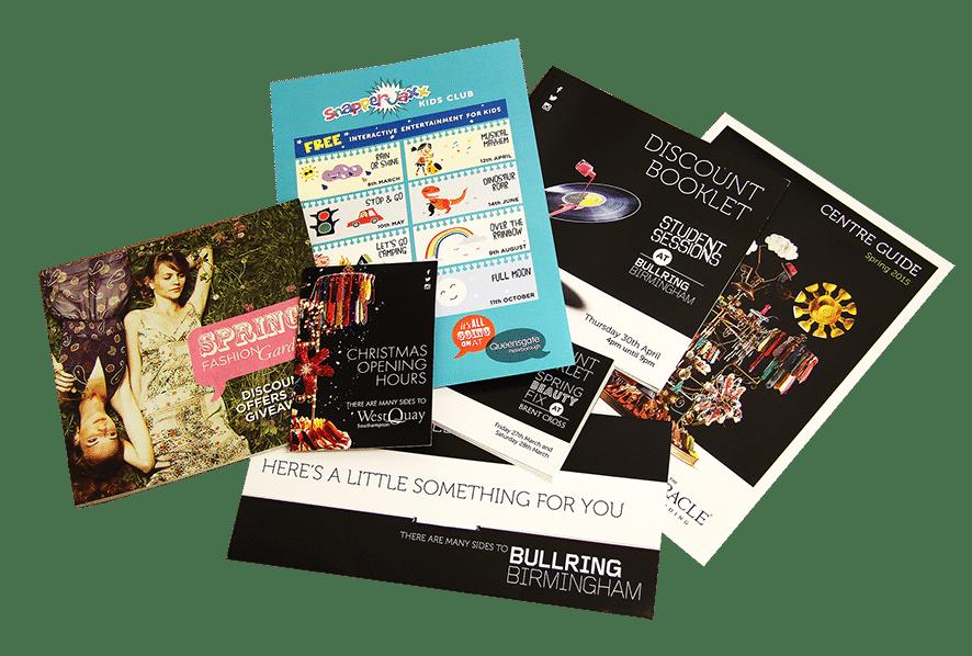 Leaflet Printing Peterborough